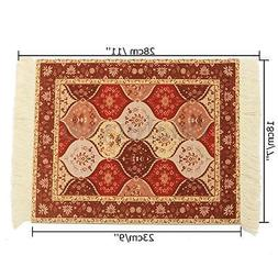 11x7'' Vintage Persian Styles Rug Mouse Pad Carpet Mousemat