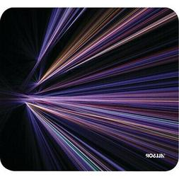 AllSop 30600 Mouse Pad Tech - Purple Stripes