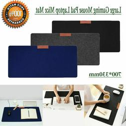700*330mm Office Large Gaming Mouse Pad Desk Laptop Computer