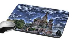 Castle Printed Mouse Pad Rectangular Mouse Pad Easy Typing N