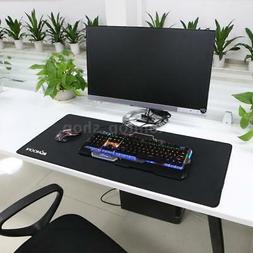 KKmoon Extended Gaming Mouse Pad Thick Large Plain Game Mice