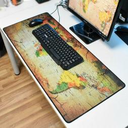 Large Mouse Pad Extended Gaming XXL 900 x 400cm Big Size Des