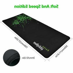 Large Razer Goliathus Control Soft Gaming Mouse Mat Pad Blac