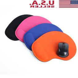 Mouse Mat Pad With Rest Wrist Comfort Support Laptop PC Opti