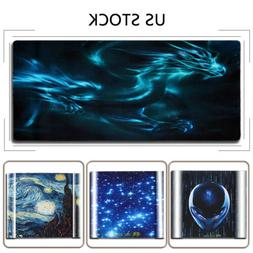 NEW Large Size 90X40CM Razer Overwatch Speed Game Mat Gaming