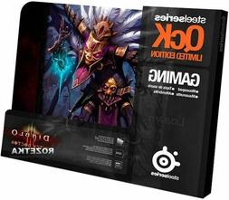 SteelSeries 67223 QcK Diablo III Witch Doctor Edition Mouse