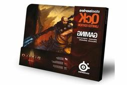SteelSeries 67228 QcK Diablo III Gaming Mouse Pad - Monk Edi