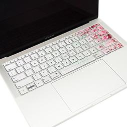 TOP CASE - Ultra Thin Silicone Keyboard Cover for MacBook Pr