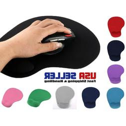 Wrist Rest Mouse Pad Ultra Slim Cloth gaming mouse pad Color