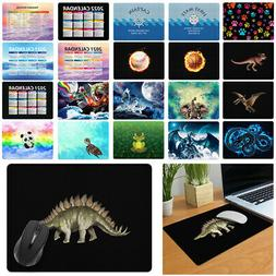 X-Large Rectangle Mouse Pad Non-Slip Animal Design for Home