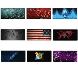 XXL Extra Large Extended Heavy Thick Gaming Desk Mat 35.4 x