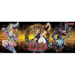Yugioh Gold Series 4 Pyramids Edition Yugi Playmat featuring