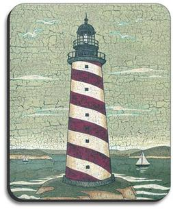 Cape Lighthouse Mouse Pad - By Art Plates