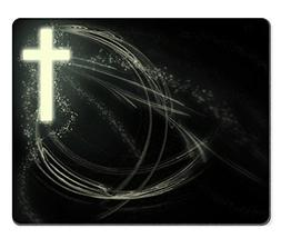 Christian Christ Cross Religion Jesus Mouse Pads Customized