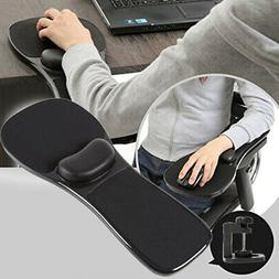 Computer Elbow Arm Rest Support Desk Armrest Home Office Wri