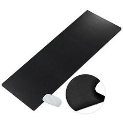 Desk Pad Protecter leather desk blotter Mat Gaming Mouse Pad