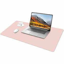 Desk Pads & Blotters Cehomi PU Leather Mouse Pad.Ultra Thin
