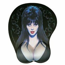 elvira gel filled mouse pad mistress cleavage