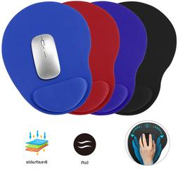 Ergonomic Comfort With Wrist Rest Support Mouse Pad Computer