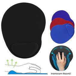 Ergonomic Comfortable Mouse Pad Mat With Wrist Rest Support