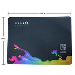 RT Extended Gaming Mouse Pad 320x240mm Big Size Desk Mat Bla