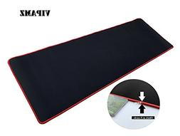 """Vipamz® Extended Xxxl Gaming Mouse Pad - 36""""x12""""x0.12"""" Dime"""