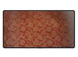 Extended Gaming Mouse Pad, Large Size 15.7 X 29.5 X 0.12 inc