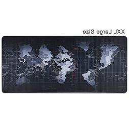 WeYingLe Extended XXL Gaming Mouse Pad - Portable Large Desk