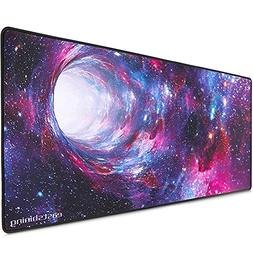 HAUEA Extended XXL Gaming Mouse Pad, Large Size  Computer Ke