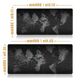Extended Gaming Mouse Pad Large Size Desk Keyboard Mat 800 X