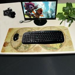 Extended Large XXL Gaming Mouse Pad Heavy Thick Desk Keyboar
