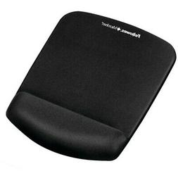 Fellowes 9252001 PlushTouch Mouse Pad Wrist Rest with FoamFu