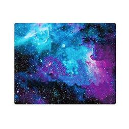 Hemore Galaxy Customized Rectangle Non-Slip Rubber Mousepad