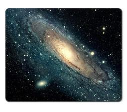 Galaxy Universe Stars Outer Space Mouse Pads Customized Made