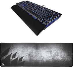 Corsair Gaming K70 LUX Mechanical Keyboard, Backlit Blue LED