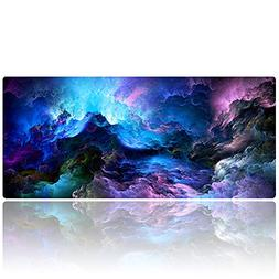 AliBli Large Gaming Mouse Pad XXL Extended Mat Desk Pad Mous