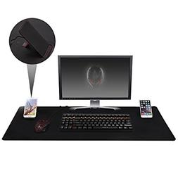 "Large Gaming Mouse Pad/Mat Desk Pad, Jelly Comb 34""x23"" Exte"