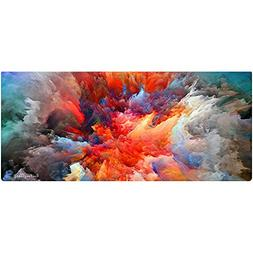 Ruifengsheng Large Gaming Mouse Pad,Extra Large Size Mat,Ext