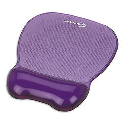 Innovera Gel Wrist Support - Gel Mouse Pad w/Wrist Rest, Non