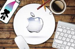 GLASS APPLE effect print Neoprene MOUSEMAT PAD compatible wi
