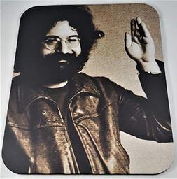 GRATEFUL DEAD Jerry Garcia COMPUTER MOUSEPAD