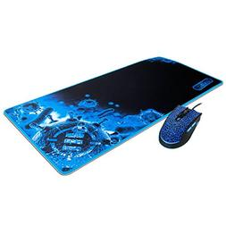 ENHANCE GX-M2 Programmable BLUE LED Optical Gaming Mouse and