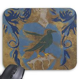 Harry Potter | Rustic Ravenclaw Painting Mouse Pad 11.8×9.8