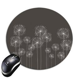 BlueBerry Design Illustrated with dandelions ; Make a Wish f