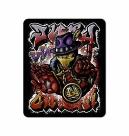 Ironman Long Island Mouse Pad Thick Gamer Nerdy Geeky Pop Cu
