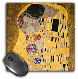 3dRose The Kiss c 1907 by Gustav Klimt - romantic lovers emb