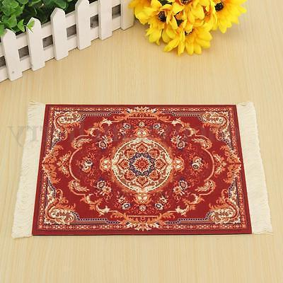11''x7'' Vintage Persian Style Woven Rug Mouse Pad Carpet Mo