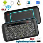 2.4G Mini Wireless Touchpad Keyboard keypad Air Mouse For PC