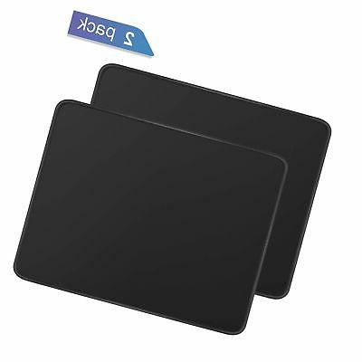 2 pack mouse pad with stitched edges