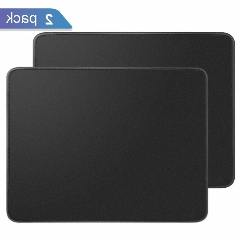 2 pack office home mouse pad